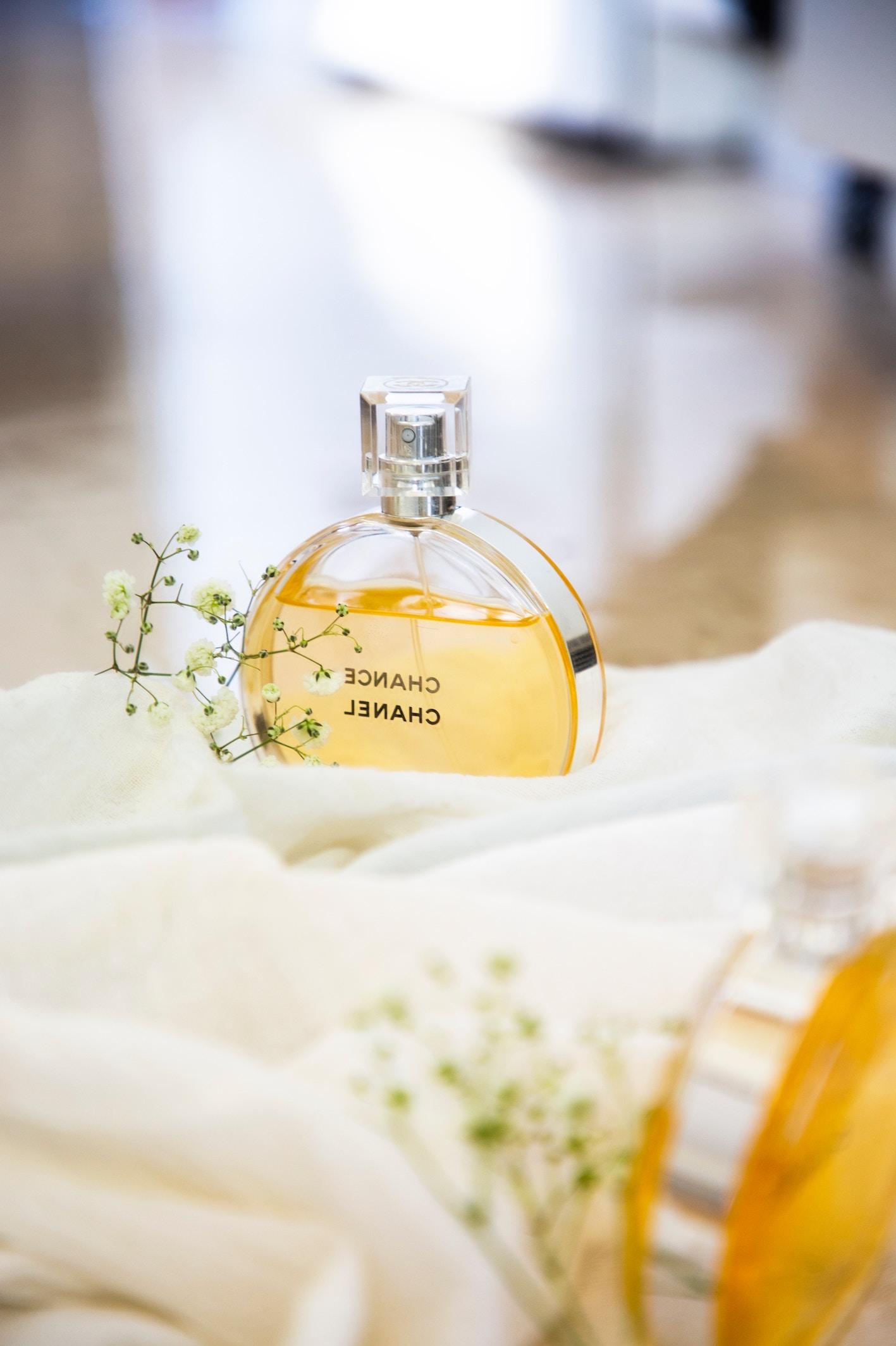 Parfymer med attraktionskraft